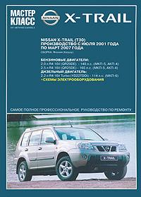 ���������� Nissan X-Trail. ����������� �� ������������, ������������ ������������ � �������