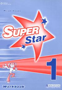 Super Star 1: Workbook