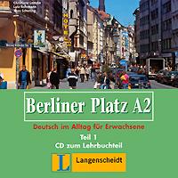 Berliner Platz A2 (аудиокнига CD)