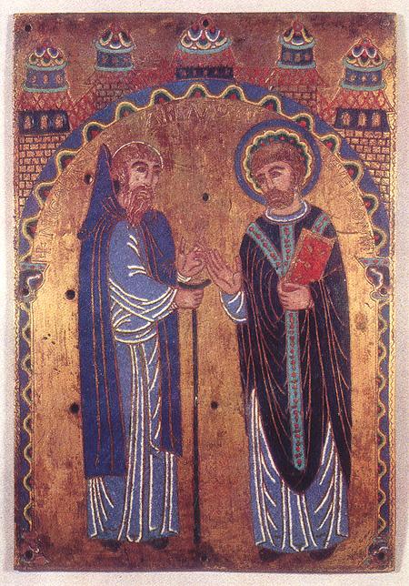 Западноевропейское декоративное искусство IX-XVI веков из собраний музеев Лувра и Клюни
