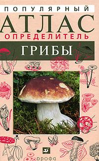 Популярный атлас-определитель. Грибы. Л. В. Гарибова