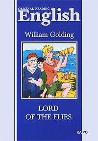 Книга Lord of the Flies