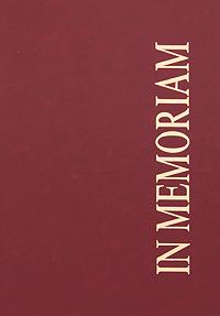 IN MEMORIAM. Исторический сборник памяти Ф.Ф. Перченка