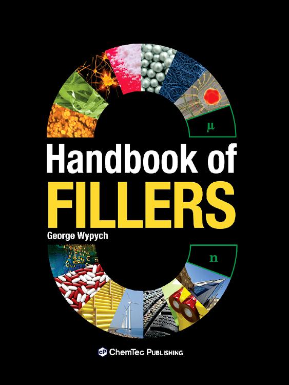 Handbook of Fillers, 3e