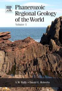 Phanerozoic Regional Geology of the World