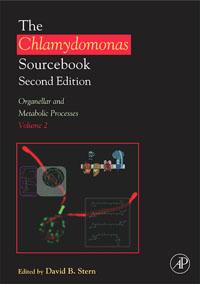 The Chlamydomonas Sourcebook: Organellar and Metabolic Processes,2