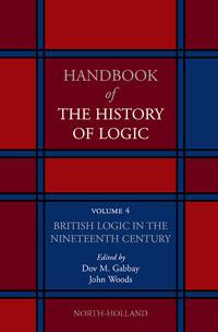 British Logic in the Nineteenth Century,4