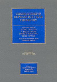 Comprehensive Supramolecular Chemistry,11-Volume Set