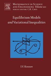 Equilibrium Models and Variational Inequalities,210