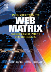 Introduction to Web Matrix