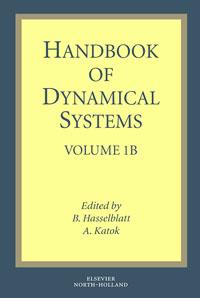 Handbook of Dynamical Systems,1B