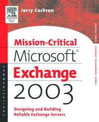 Mission-Critical Exchange 2003 2E