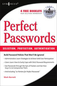 Perfect Password ( 9781597490412 )