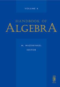 Handbook of Algebra,4