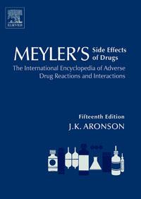 Meyler's Side Effects of Drugs