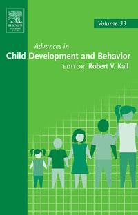 Advances in Child Development and Behavior,33