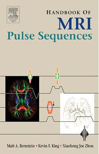 Handbook of MRI Pulse Sequences