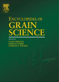 Encyclopedia of Grain Science, Three-Volume Set