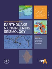 International Handbook of Earthquake & Engineering Seismology, Part A,81A