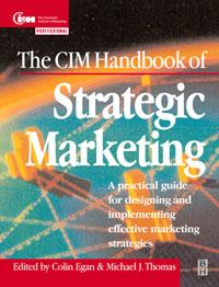 COLIN EGAN CIM Handbook of Strategic Marketing colin s кофты