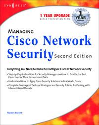 Managing Cisco Network Security 2E
