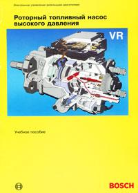 Роторный топливный насос высокого давления VR
