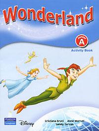 Wonderland: Junior A: Activity Book