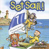 Set Sail 1: Class CDs (аудиокурс на 2 CD)