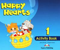 Happy Hearts 1: Activity Book
