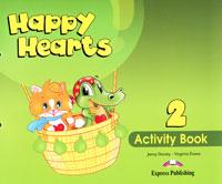 Happy Hearts 2: Activity Book