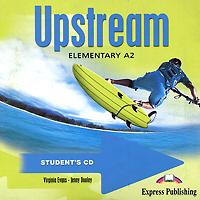 Upstream: Elementary A2: Student's CD (аудиокурс на CD)
