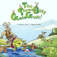 The Three Billy Goats Gruff (аудиокнига CD)