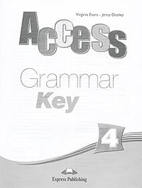 Access 4: Grammar Key