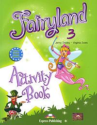 Fairyland 3: Activity Book