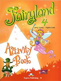 Fairyland 4: Activity Book