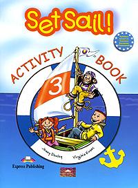 Set Sail! 3: Activity Book