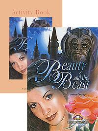 Beauty and the Beast (комплект из 2 книг + CD-ROM)