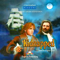 Kidnapped (аудиокнига CD)