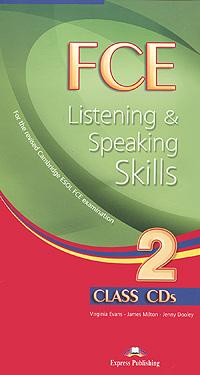 FCE Listening and Speaking Skills: Class CDs (аудиокурс на 10 CD)