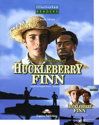 The Adventures of Huckleberry Finn: Level 3 (+ CD-ROM)