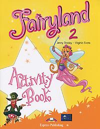 Fairyland 2: Activity Book
