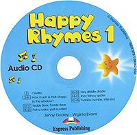 Happy Rhymes 1 (аудиокурс CD)