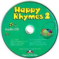 Happy Rhymes 2: Audio CD (аудиокурс на CD)