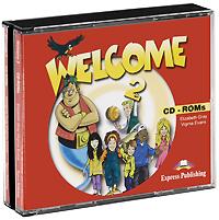 Welcome 2 (аудиокурс на 4 CD)