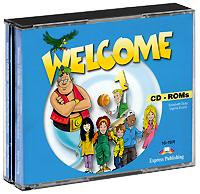 Welcome 1 (аудиокурс на 4 CD)