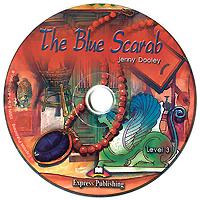 The Blue Scarab: Level 3 (аудиокнига CD)