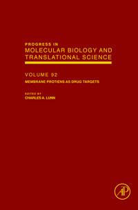 Membrane Proteins as Drug Targets,91