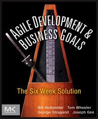 Agile Development & Business Goals ( 9780123815200 )