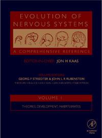 Evolution of Nervous Systems, Four-Volume Set