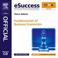 CIMA eSuccess CD Fundamentals of Business Economics